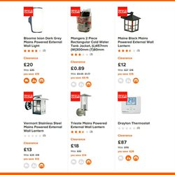 DIY offers in the B&Q catalogue in London