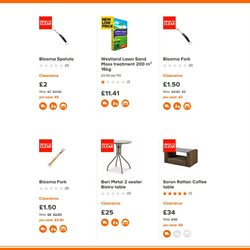 Laminate flooring offers in the B&Q catalogue in London