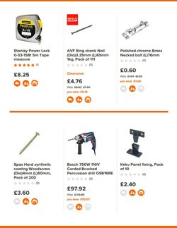 Tools offers in the B&Q catalogue in London