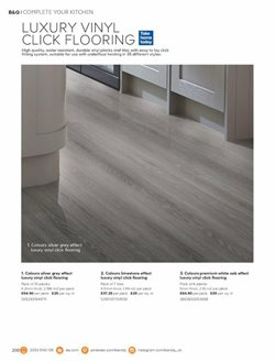 Tiles offers in the B&Q catalogue in Stoke-on-Trent