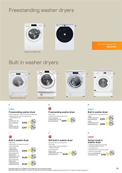 Offers of Hotpoint in B&Q