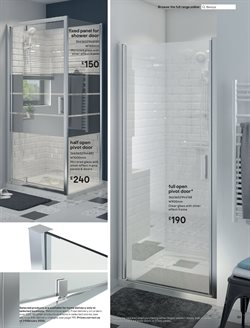 Offers of Shower in B&Q