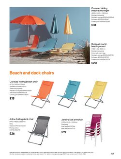 Offers of Sofa in B&Q
