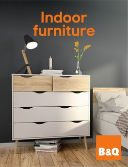 Garden & DIY offers in the B&Q catalogue ( 8 days left)