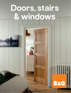 Garden & DIY offers in the B&Q catalogue ( More than a month)