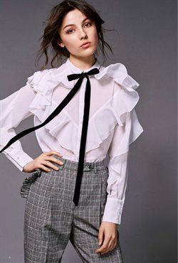 Blouse offers in the Debenhams catalogue in London
