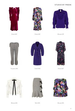 Evening dress offers in the Debenhams catalogue in London