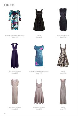 Maxi dress offers in the Debenhams catalogue in London