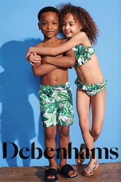Department Stores offers in the Debenhams catalogue in London