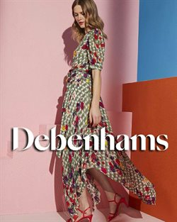 Debenhams catalogue in Stockport ( More than a month )