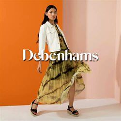 Debenhams catalogue ( More than a month)