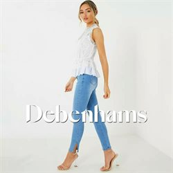 Debenhams catalogue ( More than a month )