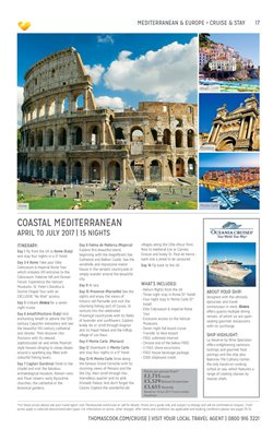 Elite offers in the Thomas Cook catalogue in London