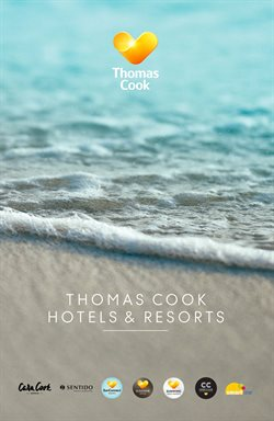 Travel offers in the Thomas Cook catalogue in Aldershot