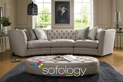 Sofology offers in the Liverpool catalogue