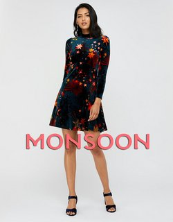 Monsoon offers in the Sheffield catalogue