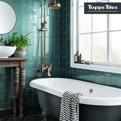 Topps Tiles catalogue in Luton ( Expired )