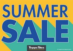 Topps Tiles offers in the Topps Tiles catalogue ( 12 days left)