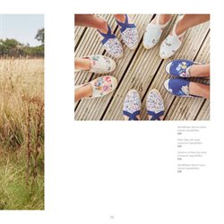 Espadrilles offers in the Cath Kidston catalogue in London