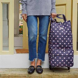 Suitcase offers in the Cath Kidston catalogue in London