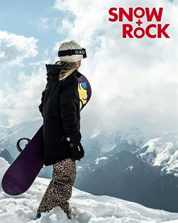 Sport offers in the Snow + Rock catalogue in Aldershot