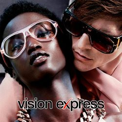 Vision Express catalogue ( Expired )