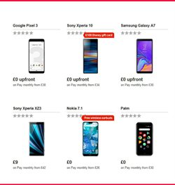Wireless offers in the Vodafone catalogue in Stoke-on-Trent