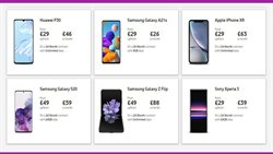 Offers of IPhone XR in Vodafone