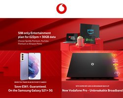 Vodafone catalogue in Birmingham ( Expired )