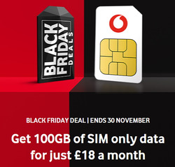 Vodafone coupon in London ( 5 days left )