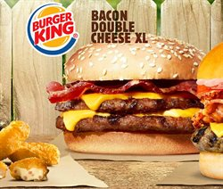 Burger King offers in the London catalogue