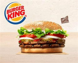Burger King offers in the Birmingham catalogue