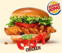 Restaurants offers in the Burger King catalogue in Enfield