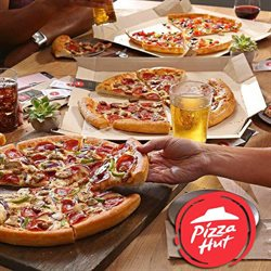 Pizza Hut offers in the Leicester catalogue