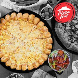 Restaurants offers in the Pizza Hut catalogue in Liverpool