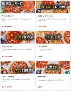 Pizza Hut catalogue ( Expires today)