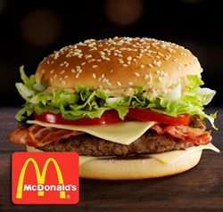 McDonald's offers in the London catalogue