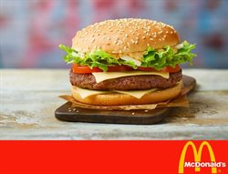 Restaurants offers in the McDonald's catalogue in Newport ( 13 days left )