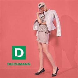 Deichmann offers in the London catalogue