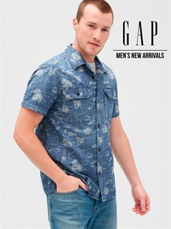 Gap catalogue in Liverpool ( More than a month )