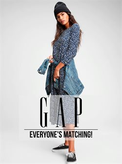 Clothes, Shoes & Accessories offers in the Gap catalogue ( 4 days left)