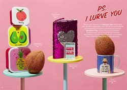 Saint Valentine's Day offers in the Paperchase catalogue in London