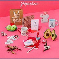 Paperchase catalogue ( 23 days left )