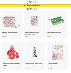 Books & Stationery offers in the Paperchase catalogue ( 10 days left)