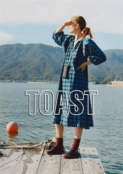 Toast catalogue in Worthing ( More than a month )