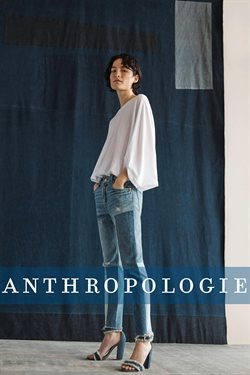 Anthropologie offers in the London catalogue