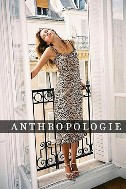 Anthropologie offers in the Aldershot catalogue