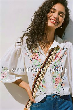 Anthropologie catalogue ( More than a month )