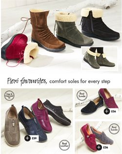 Moccasins offers in the Cotton Traders catalogue in London