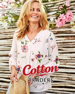 Cotton Traders offers in the London catalogue